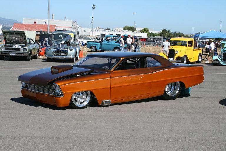 1966 - chevy, chevII nova