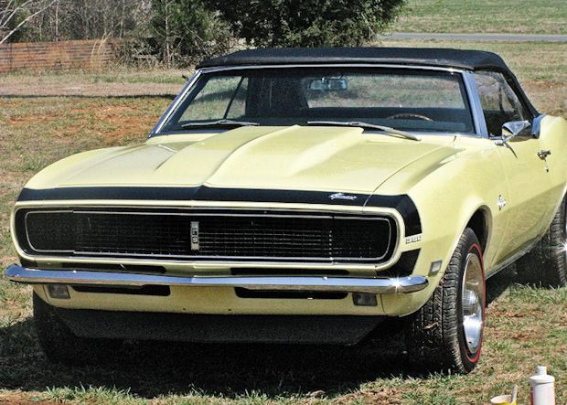 1968 - Chevrolet, Camaro