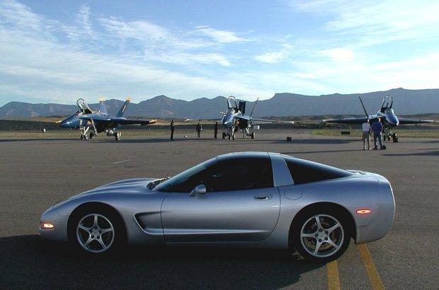 2002 - Chevrolet, Corvette