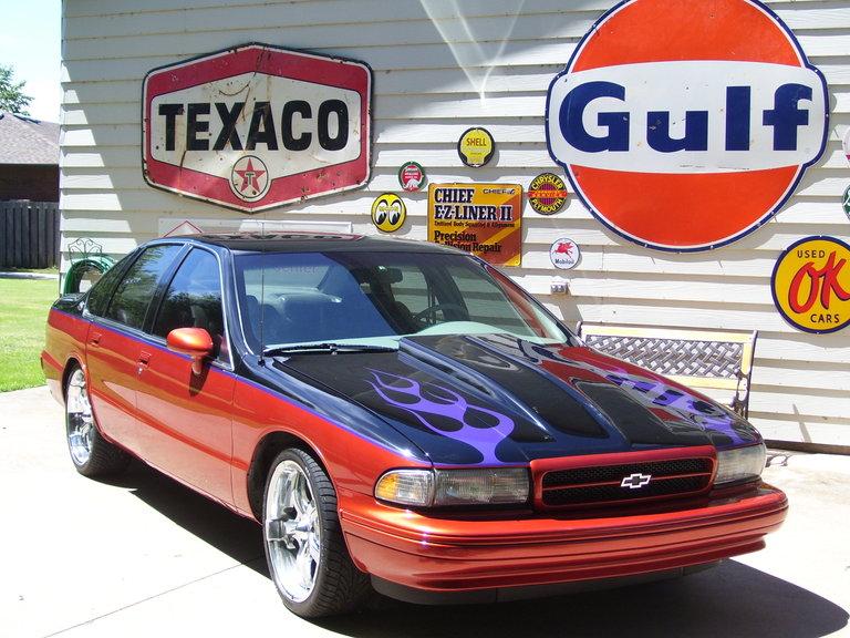 1994 - Chevy, Impala SS