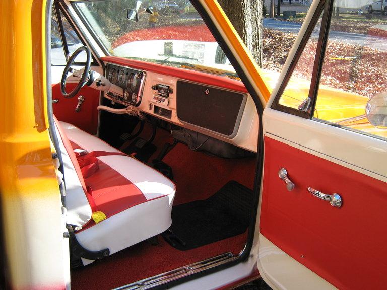 1967 - Chevy, 1/2 Ton P/U