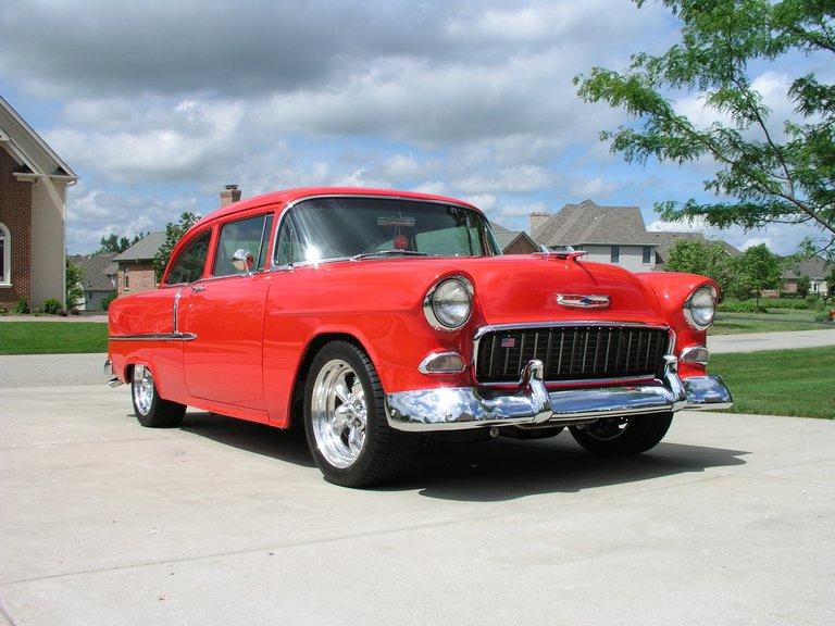 1955 - Chevy, 210 2 Door