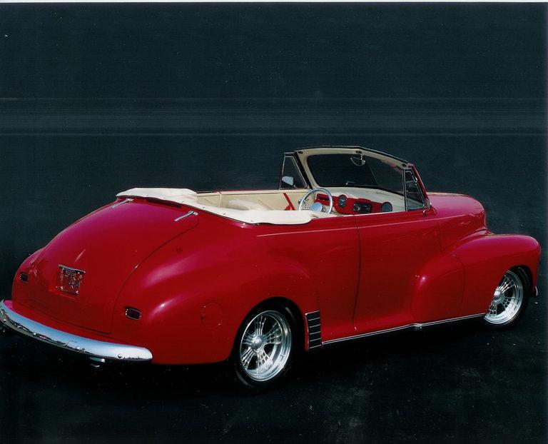 1948 - Chevy, Fleetliner