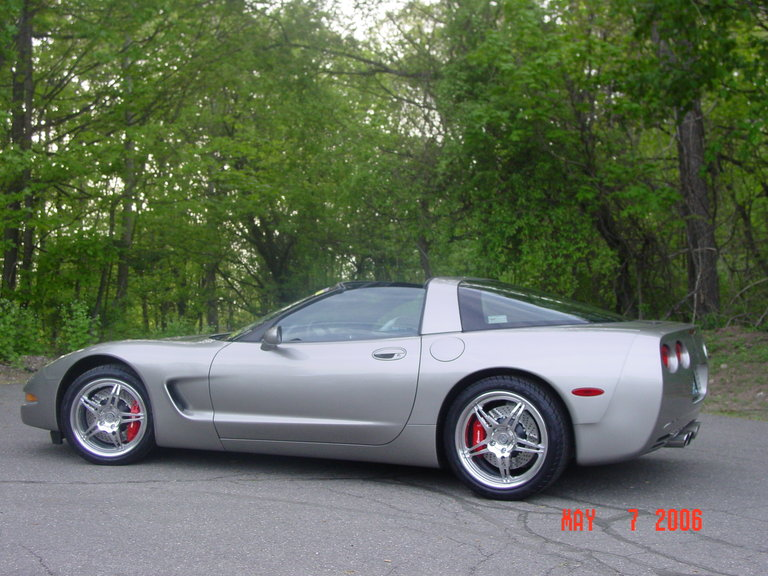 2000 - Chevrolet, Corvette
