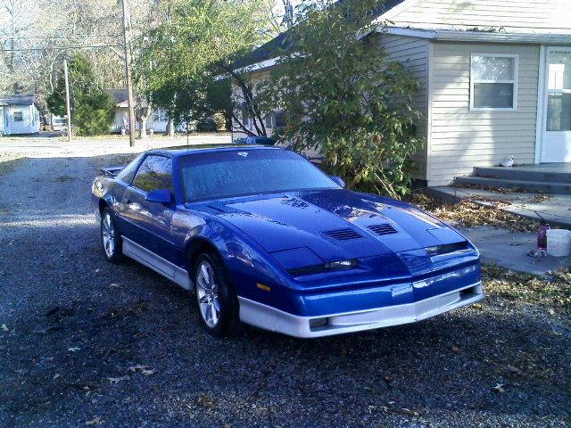 1989 - Pontiac, Trans Am