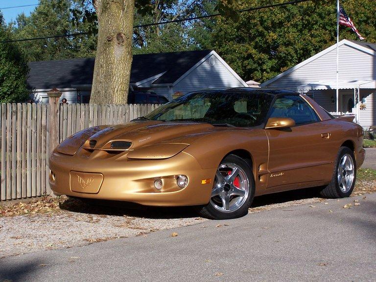 1998 - Pontiac, Firebird Formula WS6