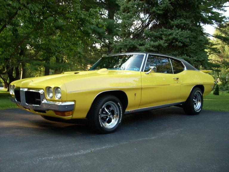 1970 - Pontiac, LeMans