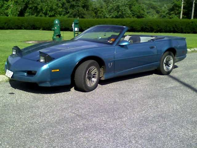 1992 - Pontiac, Firebird