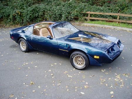 1979 - Pontiac, Trans Am