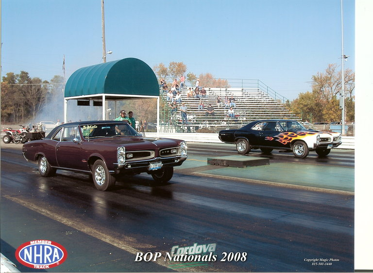 1966 - Pontiac, GTO