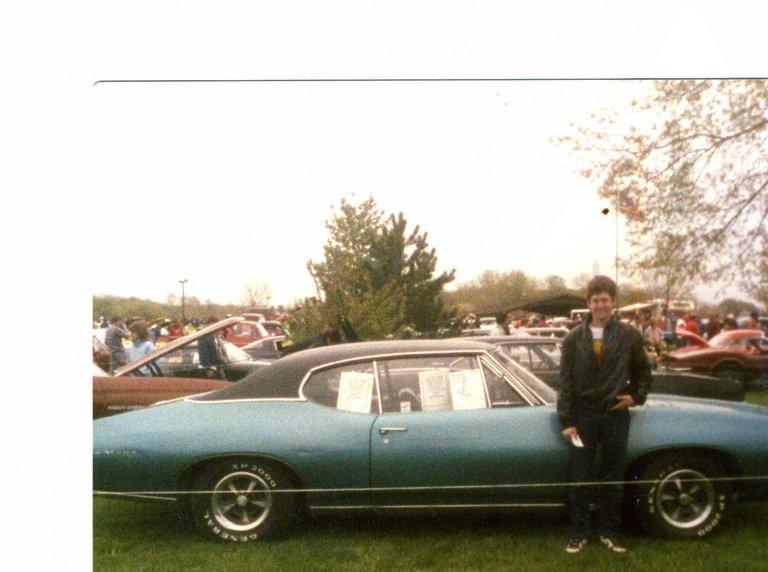 1968 - Pontiac, Lemans