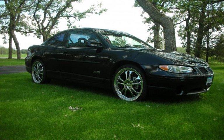 2000 - Pontiac, Grand Prix GTP