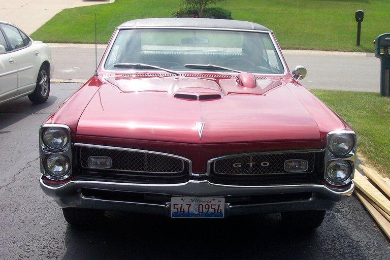 1967 - Pontiac, GTO