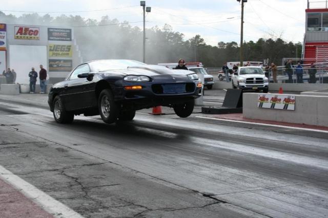 2000 - Pontiac, Formula Firebird WS-6
