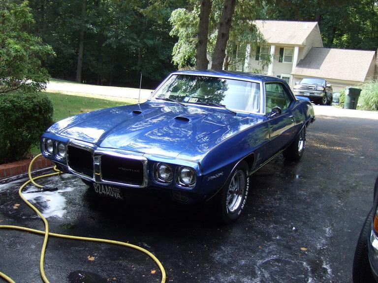 1969 - Pontiac, Firebird