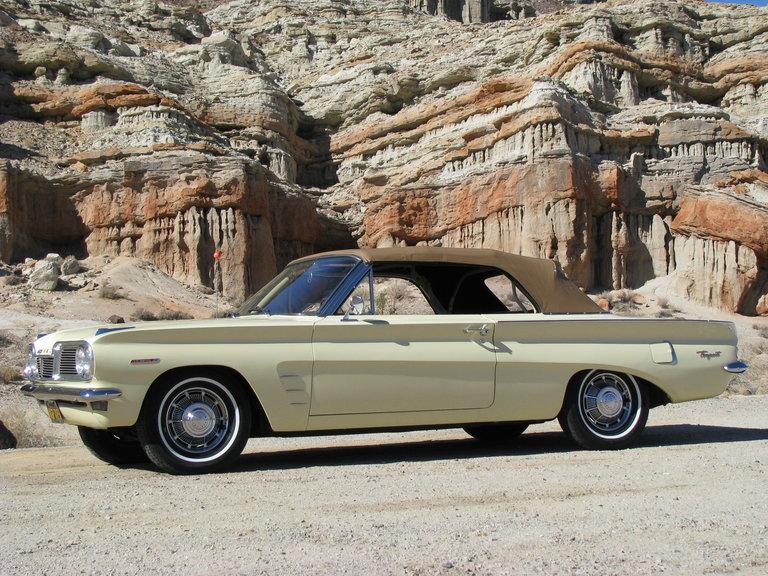 1962 - Pontiac, Tempest Lemans