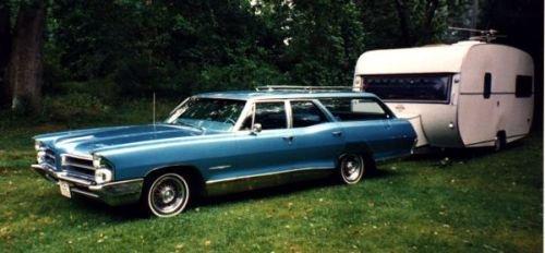 1965 - Pontiac, Bonneville Safari