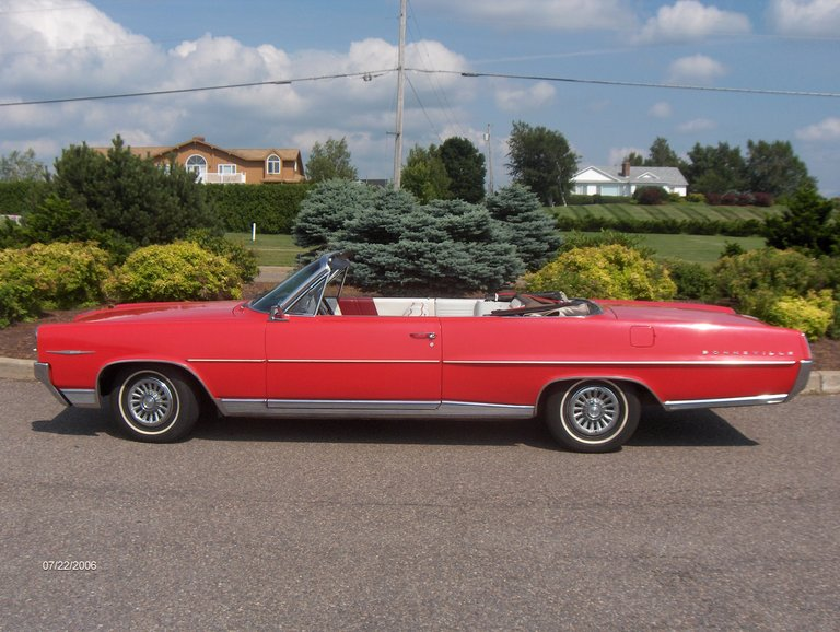 1964 - Pontiac, Ragtop Bonnie