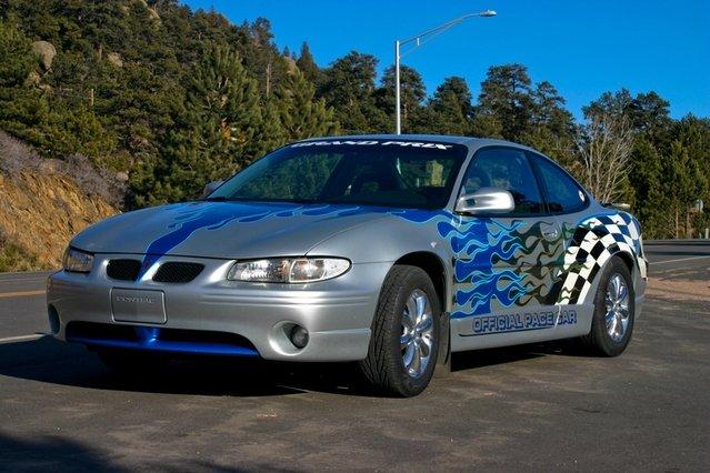 2002 - Pontiac, Grand Prix GT
