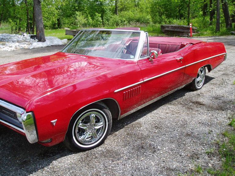 1968 - Pontiac, Parisienne 2+2 Convertable