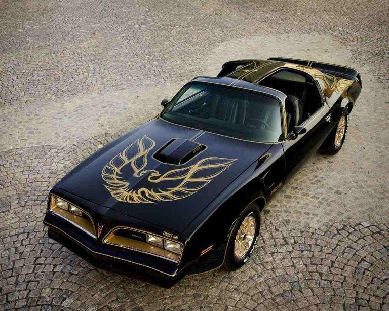 1977 - Pontiac, Trans Am