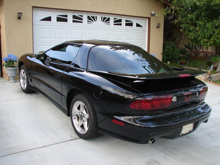 2001 - Pontiac, Trans Am WS6