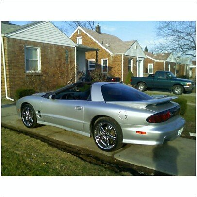 2000 - Pontiac, WS6 Trans Am