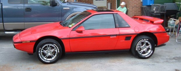 1985 - Pontiac, Fiero Sport Coupe