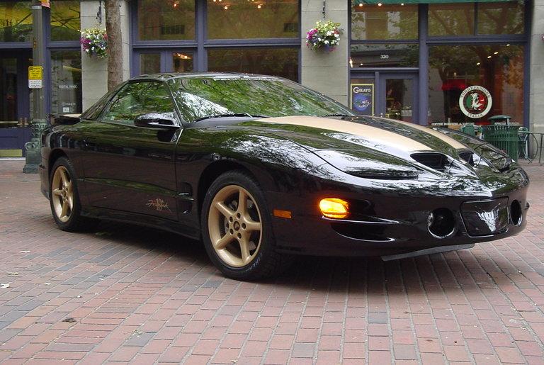 2001 - Pontiac  /SLP, FireHawk