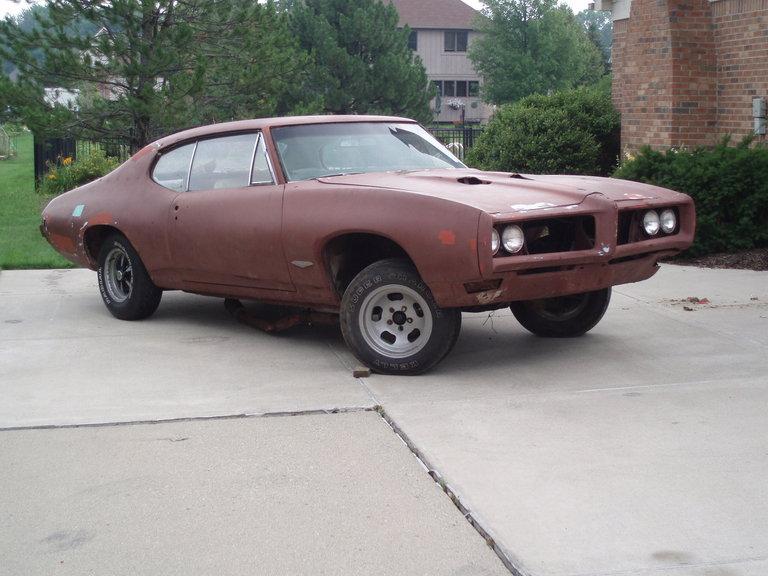 1968 - Pontiac, GTO