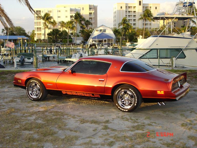 1976 - Pontiac, Firebird Formula