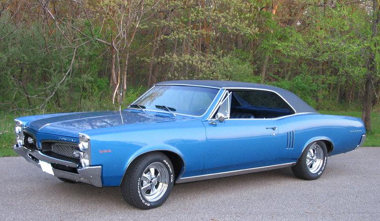 1967 - Pontiac `, LeMans