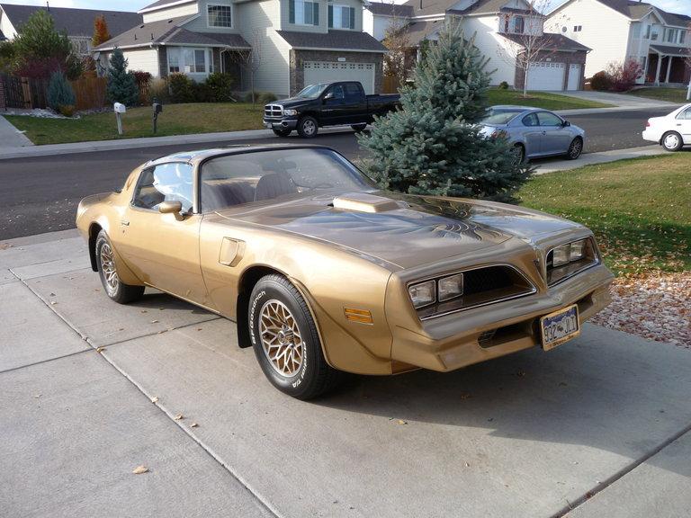 1978 - Pontiac, Trans Am