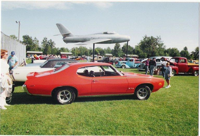 1969 - Pontiac, GTO/Judge