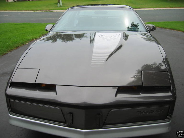 1984 - Pontiac, Trans Am