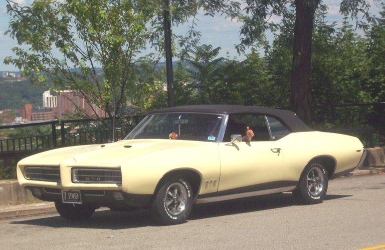 1969 - Pontiac, GTO