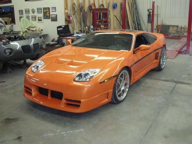 1986 - Pontiac, Fiero