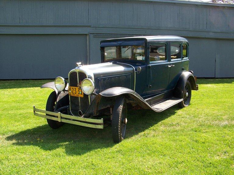 1929 - Pontiac, 4DSD