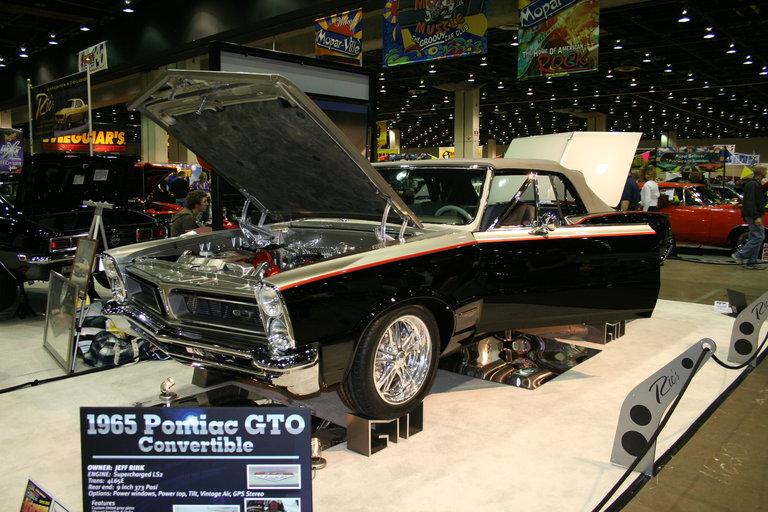 1965 - PONTIAC, GTO CONVERTIBLE