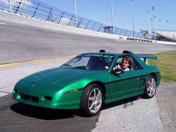 1984 - Pontiac, Fiero