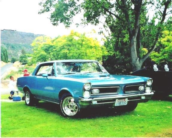 1965 - Pontiac, Lemans Custom