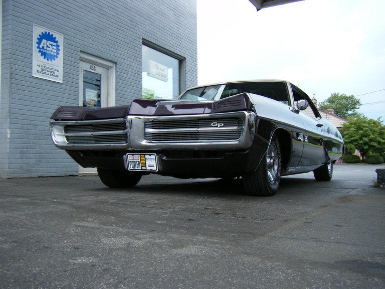1967 - Pontiac, Grand Prix