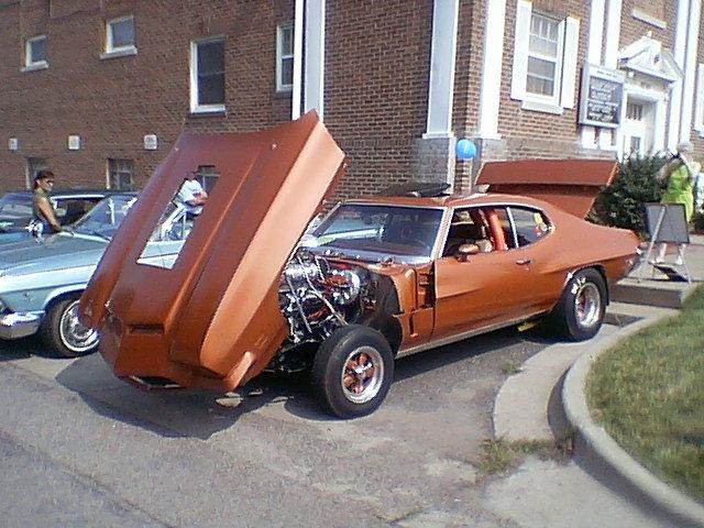 1971 - Pontiac, LeMans Sport GTO Package