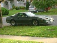 1985 - Pontiac, Trans am