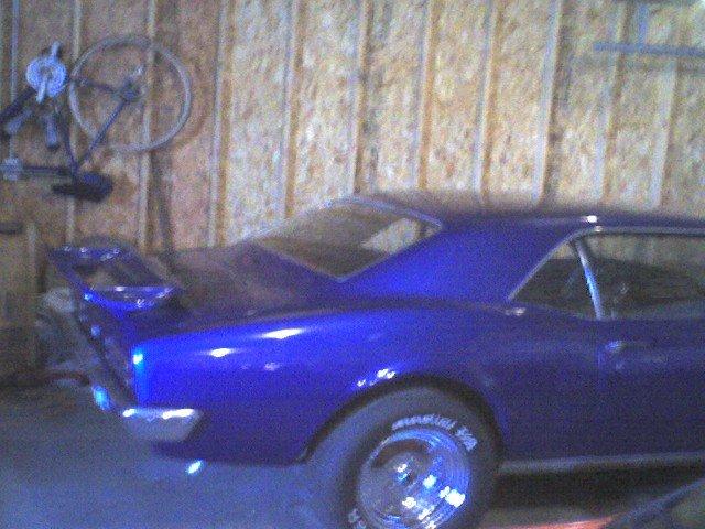 1967 - Pontiac, Firebird, w/ '64 421 Tri-power