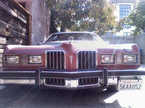 1977 - Pontiac, Grand Prix