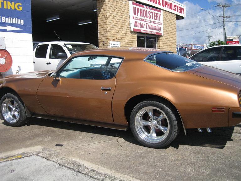1974 - pontiac, firebird