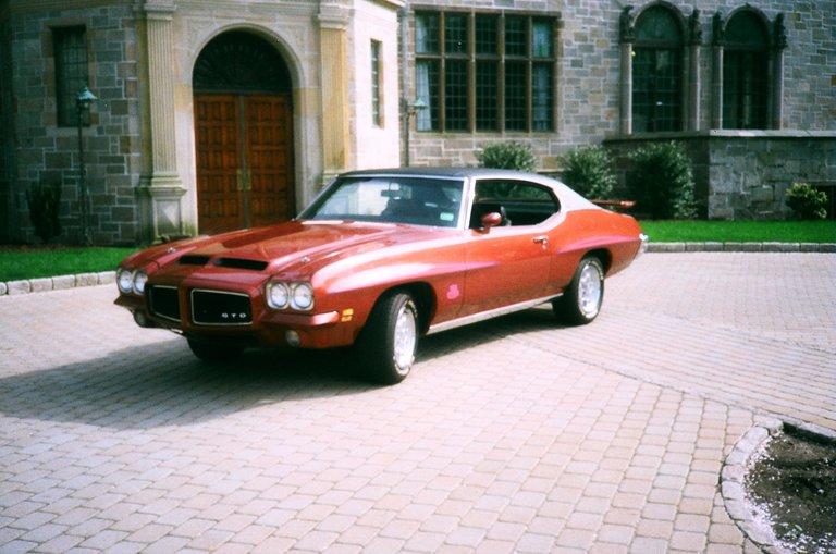 1971 - Pontiac, GTO/Judge