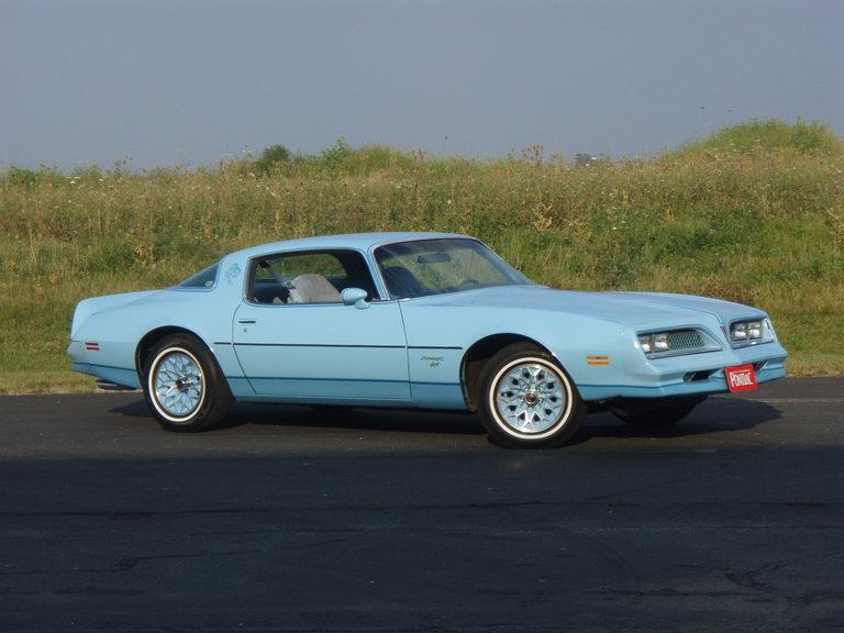 1977 - Pontiac, Firebird--  SKYBIRD editionThis