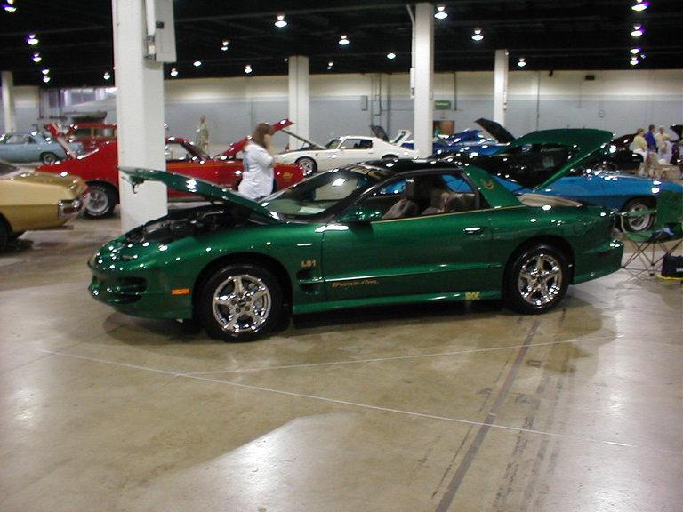 1998 - Pontiac, Trans Am